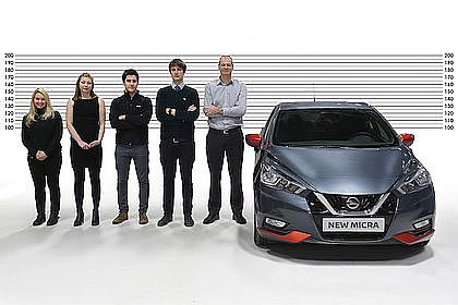 Nissan Micra: the 'made to measure' supermini